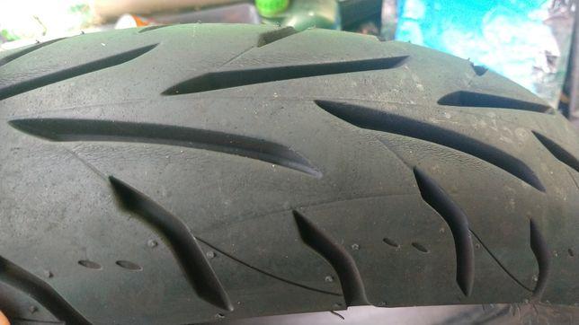 Opona motocyklowa  Dunlop arrowmax gt601 na tył  jak nowa. 120/80/17
