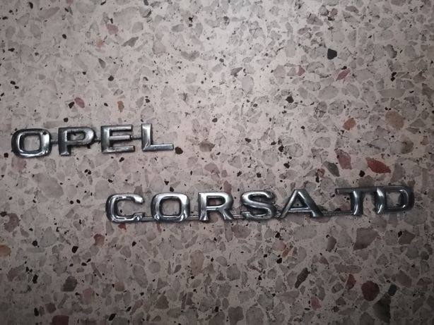 Legenda Opel Corsa TD (B)