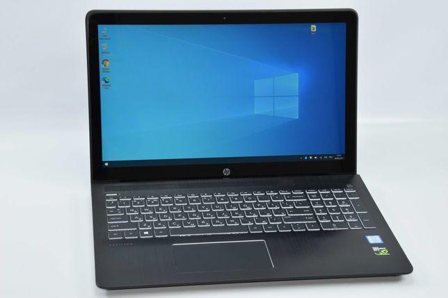 Ноутбук HP Pavilion 15-CB000 i7/16Gb/512SSD/GTX1050 #16842