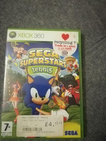 Sega superstars-tennis