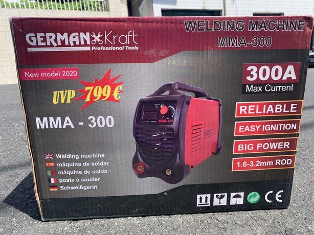 Aparelho Soldar GermanKraft (Professional tools) ENVIO GRATUITO