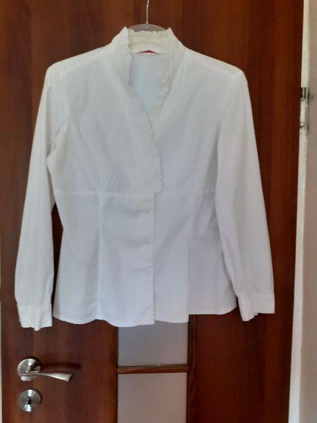 Biała bluzka 42 She Nowa