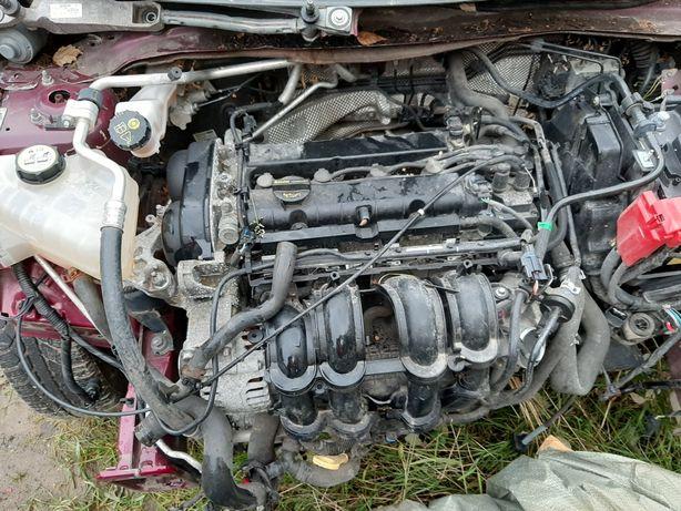 Silnik Ford Fiesta Mk7 1.6 HXJA