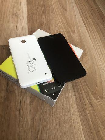 Смартфон Nokia Lumia 630 Dual Sim, с картой памяти на 512mb