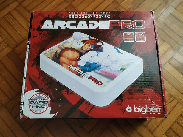 Datel stick Arcade Pro compatível PS3 / PC / Xbox360