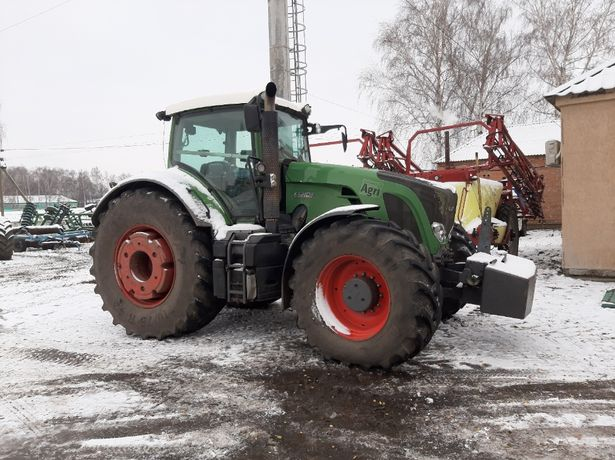 Трактор колісний FENDT 936 VARIO POWER