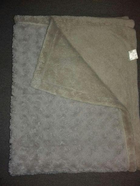 Одеяло плед плюш Польша