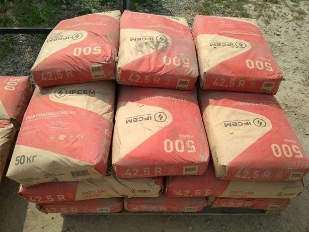 Продается цемент