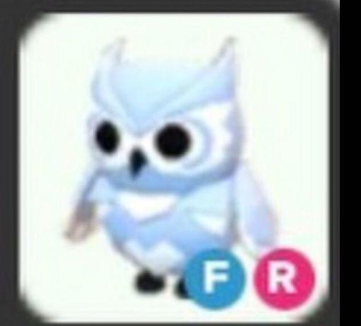 Снежная сова адопт ми snow owl adopt me