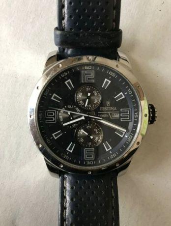 Zegarek Festina oryginalny, klasyczny