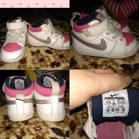 Супермодные кеды/слипоны/кроссовки/хайтопы Nike для девочки