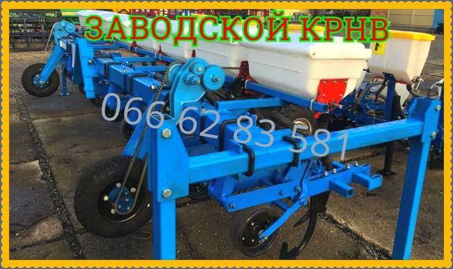 Культиватор КМН 5,6 с  трансп. устр., подкормкой КАЧЕСТВО Завод