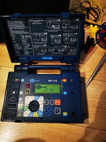 Rezerwacja-Sprzedam miernik parametrów instalacji  MPI 510 firmy SONEL
