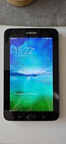 "Samsung Galaxy Taba 3 Lite Czarny 8GB 7"" + czarne etui gratis"