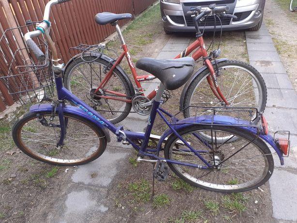 Sprzedam rower do lekkich poprawek