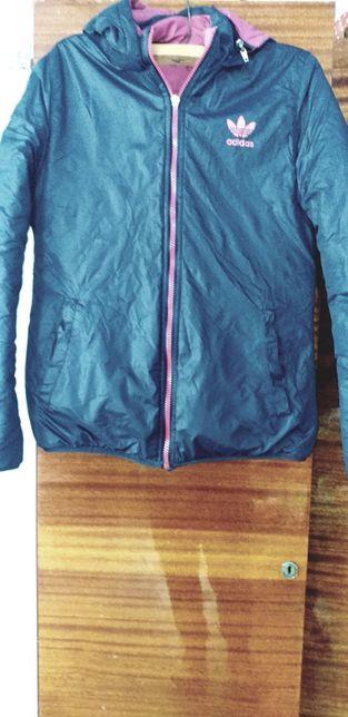 Куртка двусторонняя Осенняя-весеняя