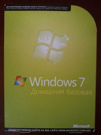 Microsoft Windows 7 Home Basic 32-bit BOX (F2C-00545)