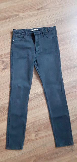 Spodnie high waist 146 x   h&m nowe