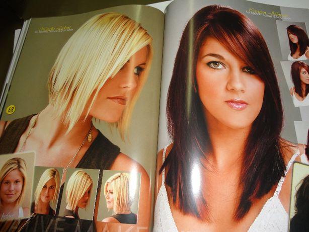 Catálogos Penteados para cabeleireiros