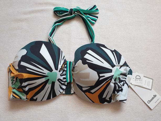 Chantelle biustonosz bikini strój kąpielowy 85 D nowy #120