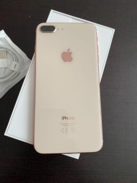 iPhone 8+ Plus Gold 64 NEVERLOCK