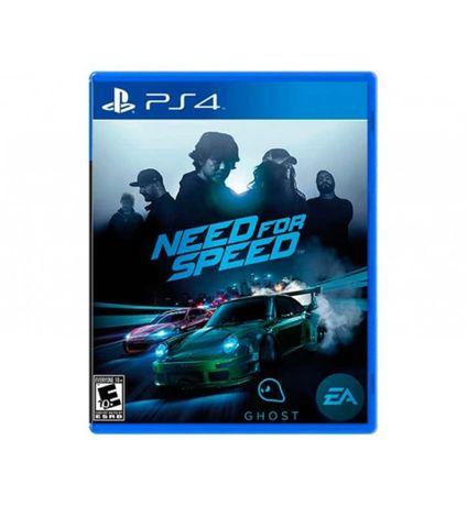 Диск PS4 с игрой Need For Speed (2015) RU