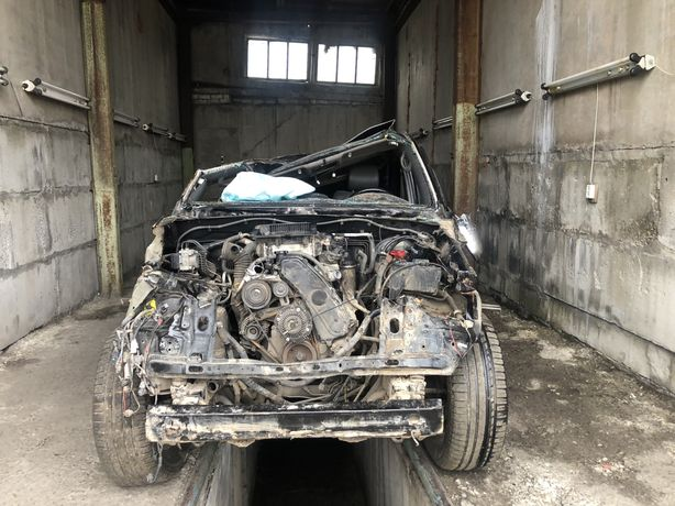 Toyota prado 120 дтп