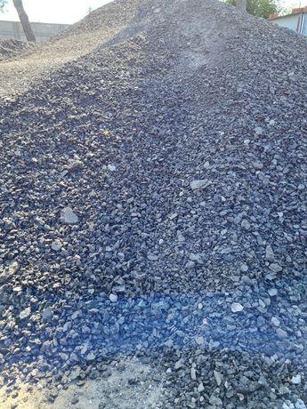 Frezowina, destrukt Frezowanie asfaltu, frezowanie betonu