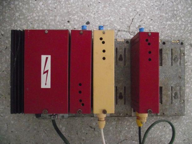 Wkładka antenowa eliminator zasilacz ZARAT podstawa montażowa Nowe