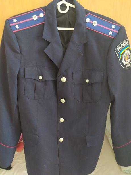Китель ( пиджак) МВС Украина