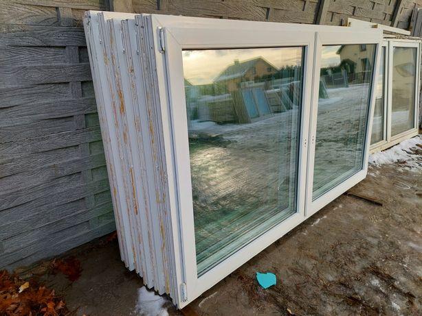 Okna UŻYWANE z Niemiec 230x134 Super Stan Dowóz