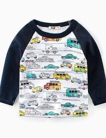 Sweatshirt carrinhos