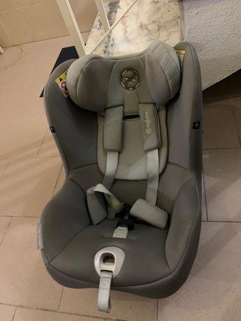 Cadeira auto cybex sirona i size