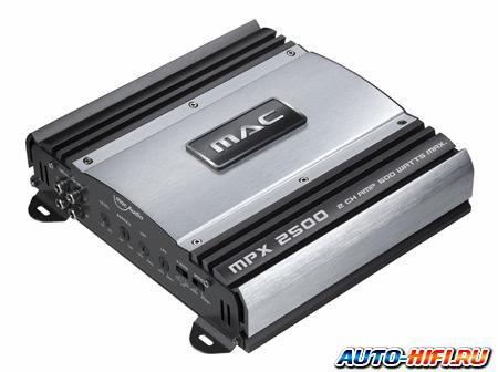 усилитель Mac Audio MPX 2500
