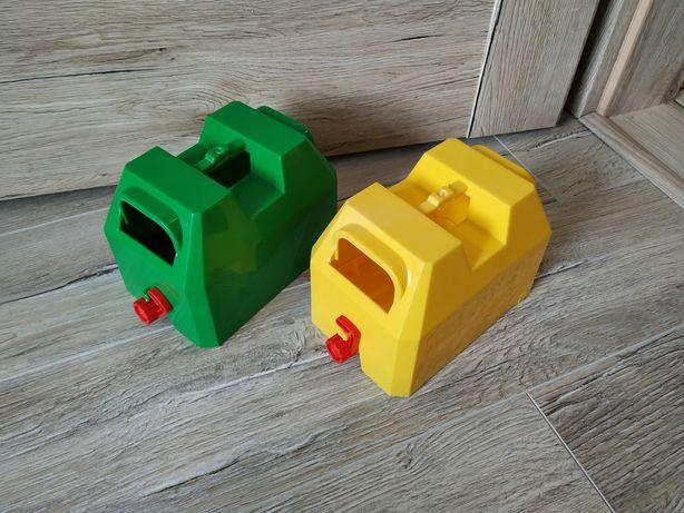 Pojemnik na zabawki kontenery zamykane pudełko na drobiazgi