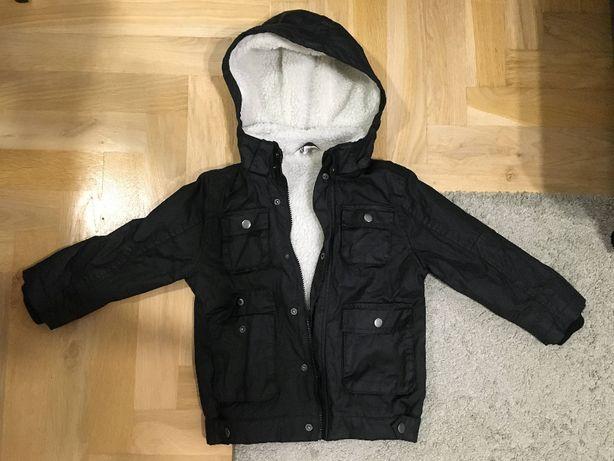 Kurtka H&M zimowa 2-3 lata
