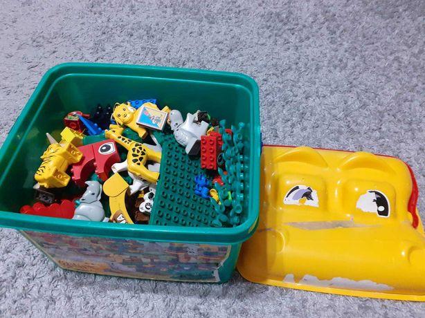 Конструктор Oxford «Зоопарк»  - аналог Lego duplo