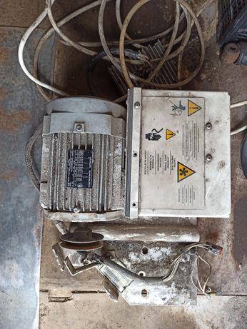 Електро мотор Термо кінг, з холодильної установки
