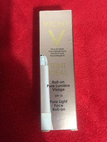 Vichy contorno de olhos