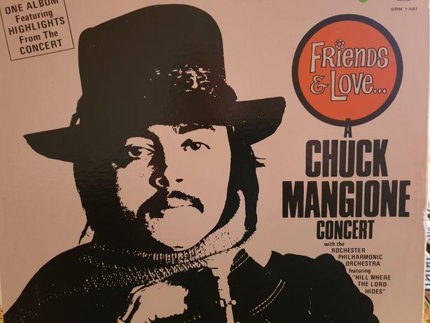 Chuck Mangione-Friends&Love..Lp.