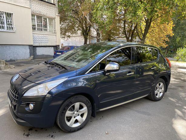 Peugeot 3008 1.6 ehdi 2012 официал