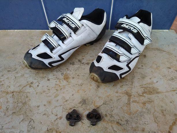 Sapatilhas ciclismo Berg