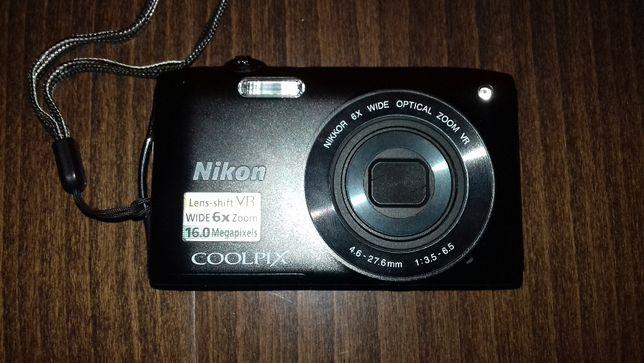 Sprzedam Aparat cyfrowy Nikon coolpix s3300