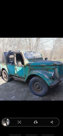 ГАЗ 69. Продам авто