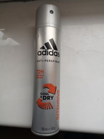Dezodorant męski z firmy Adidas 72H. Nowy