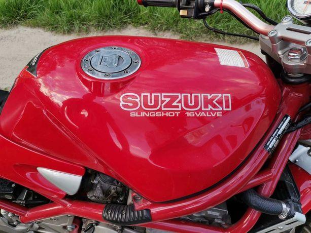 Suzuki GSF 400 BANDIT A2 -Od motocyklisty- Dodatkowe zdjęcia i film