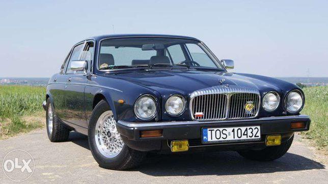Jaguar XJ12 serii III na ślub i nie tylko