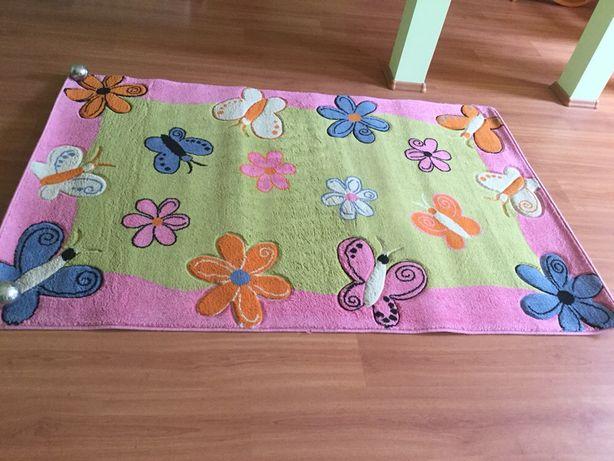 Sprzedam dziewczęcy dywan