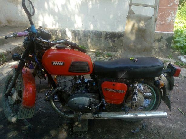 Мотоцикл ИЖ-Планета 4