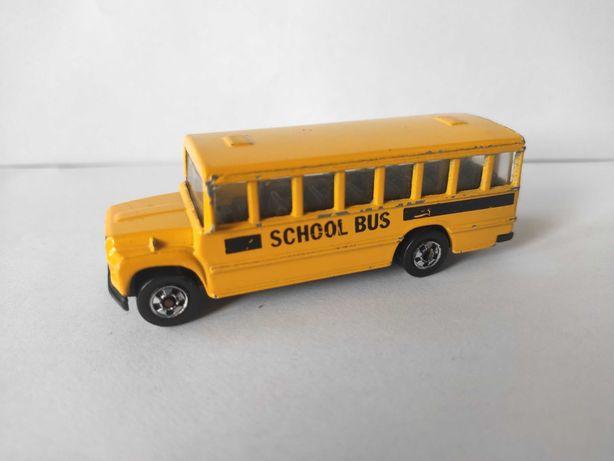 Hot Wheels school bus 1988